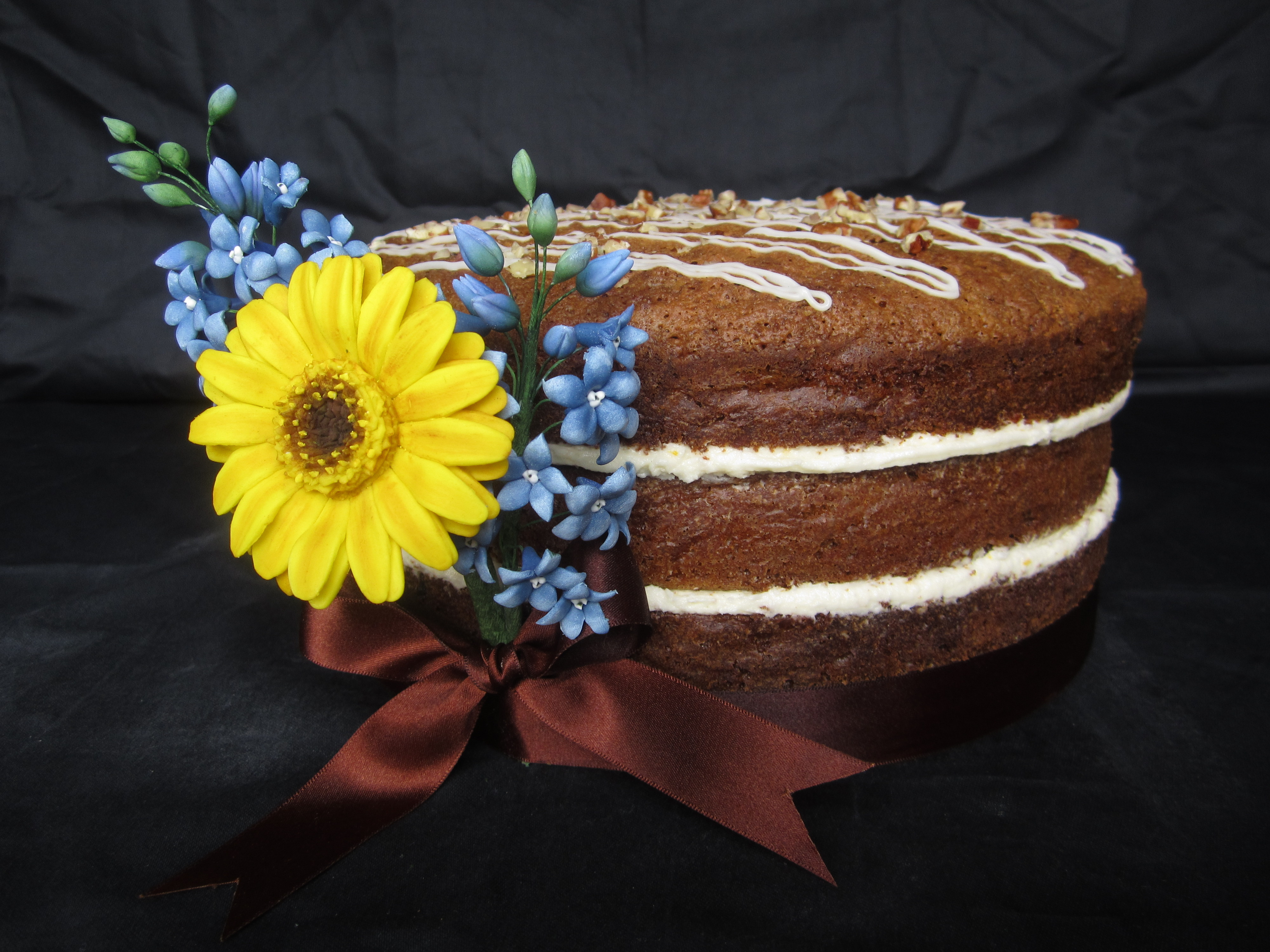 carrot wedding cake recipe uk b s cakery 12413